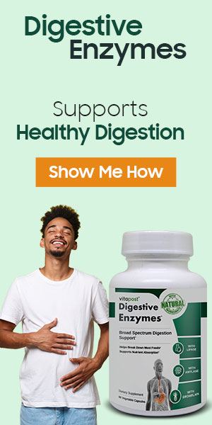 Digestive Enzymes For Bile-Reflux